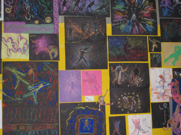 Loretto High School art project